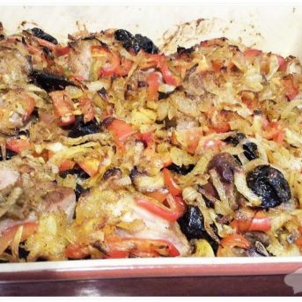 Рецепт бедра индейки пошагово в духовке