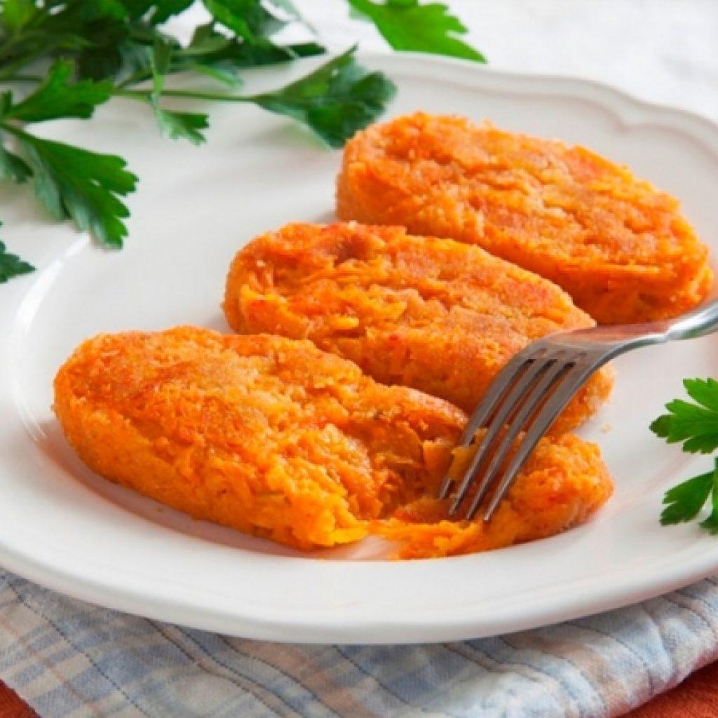 Морковно-свекольные котлеты рецепт пошагово