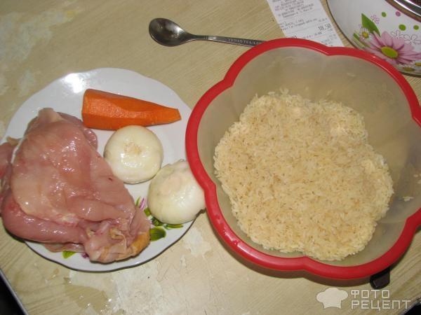 Курица в мультиварке рецепт с пошаговый филе