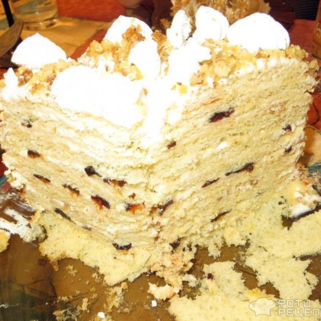 Рецепт торта молочная девочка в домашних условиях пошагово