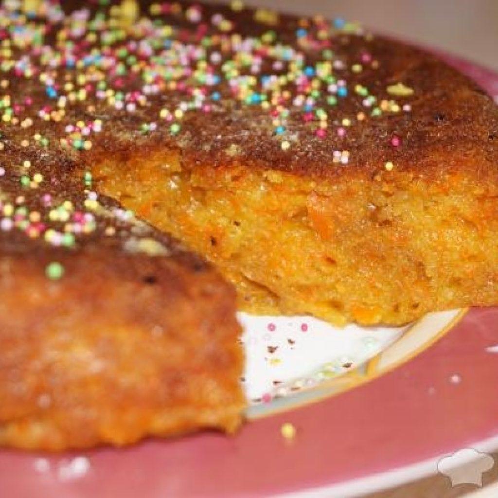Классический морковный пирог рецепт пошагово в
