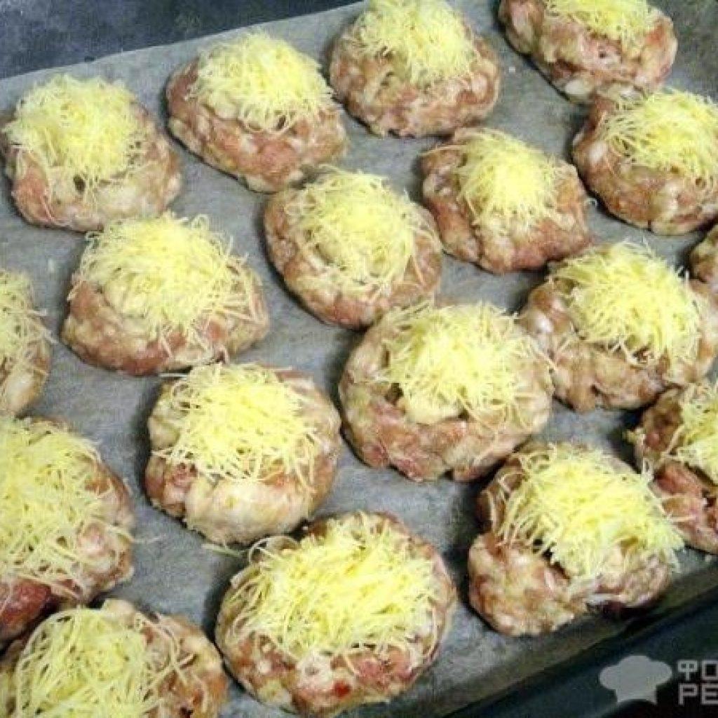 Котлеты с рисом в духовке - пошаговый рецепт с фото на Повар. ру 632
