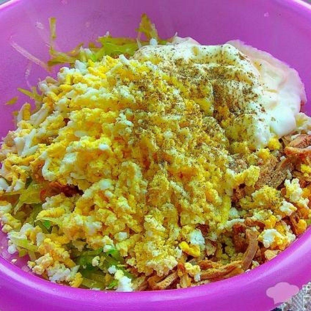 Салат из зелёной редьки рецепты с простые и вкусные