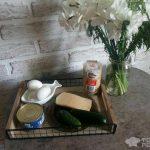 Рецепт: Тарталетки с печенью трески — Без духовки