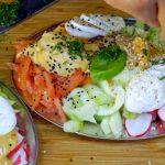 Легкий нежный вкусный салат