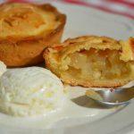Пирожки с грушами и корицей в духовке, рецепт с фото
