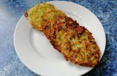 Кабачковые оладьи с морковью, луком и сыром на сковороде, рецепт с фото пошагово и видео