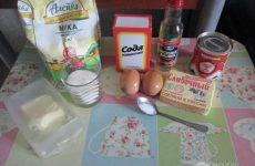 Рецепт: Печенье «Орешки» — Много сгущенки