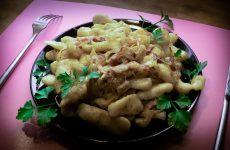 Картофельные ньокки с панчеттой, рецепт с фото пошагово и видео