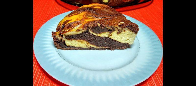 Шоколадно-банановый торт с творогом «Сюрреалист», рецепт с фото и видео