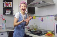 Тайский теплый салат с говядиной и пекинской капустой, рецепт с фото и видео