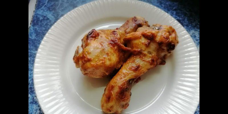 Куриные ножки в духовке в томатно-майонезном соусе, рецепт с фото и видео