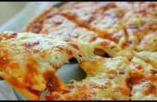 Пицца «Четыре сыра» на слоеном тесте, рецепт с фото и видео