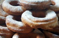 Быстрые пончики на кефире за 15 минут, рецепт с фото и видео