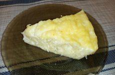 Рецепт: Сырный пирог из лаваша — нежный, ароматный сырный Наполеон