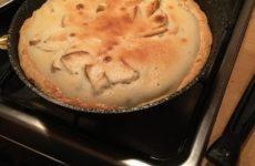 Рецепт: Пирог «Цветаевский» с яблоками — По — домашнему