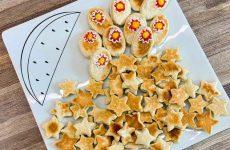 Простое и вкусное печенье на сковороде (Рецепт печенья) Выпечка без духовки