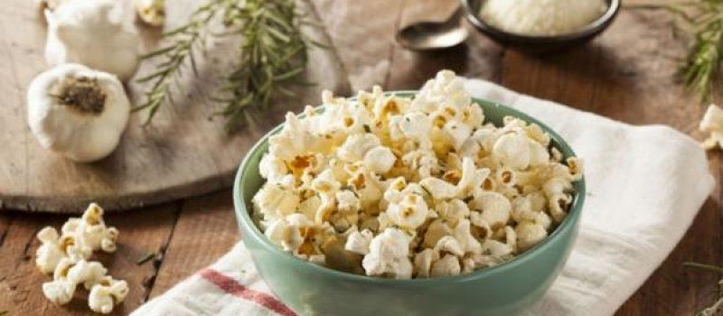 5 рецептов домашнего попкорна