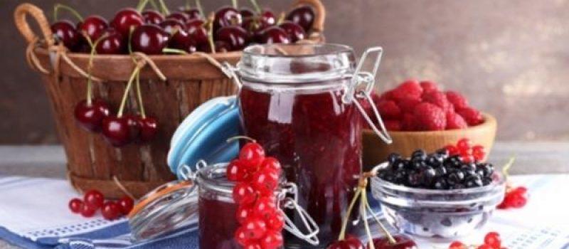 Варенье-пятиминутка из ягод и фруктов. 5 Лучших рецептов