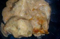 Рецепт: Ракушки с мясной начинкой — «Конкильони» в духовке