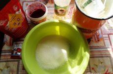 Рецепт: Булочки с кунжутом — с белыми семенами кунжута