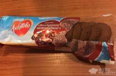Рецепт: Торт-мороженое — по-домашнему