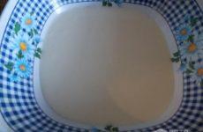 Рецепт: Пышные оладьи на кефире — Без яиц