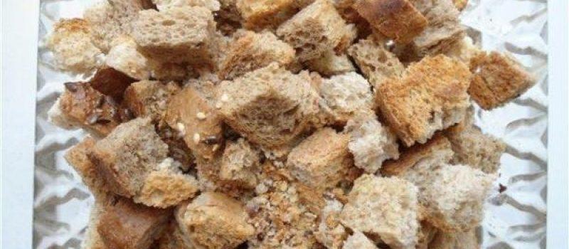 Рецепт: Пангратата — с арахисом