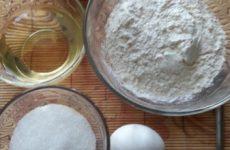 Рецепт: Мягкое песочное печенье — Печенье из простых ингридиентов в духовке