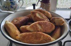 Рецепт: Пирожки-пушки — По-домашнему