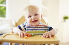 Питание малыша: рыба в рационе ребенка
