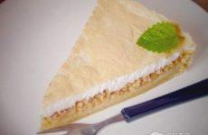 Рецепт: Французский пирог — в духовке