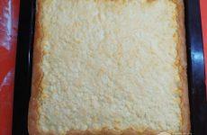 Рецепт: Пирог с домашним творогом — это вкусно, по-домашнему, в кругу семьи…