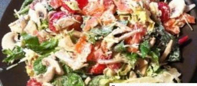 Салат «Портобелло»