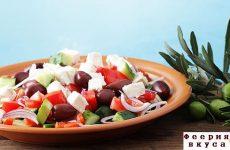 Рецепты средиземноморской кухни