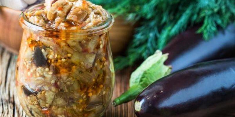 Лучшие рецепты приготовления баклажанов на зиму