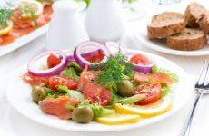 7 Лучших рецептов салатов с овощами