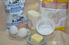 Рецепт: Заварной крем для «Наполеона» — вкусно и нежно