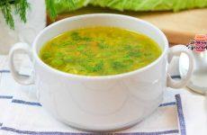 Вкуснейший суп с пекинской капустой и курицей (Невероятно нежный и вкусный!)