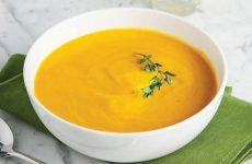 Тропический мисо-суп с кокосовым молоком, рецепт с фото