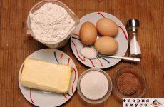 Рецепт: Сабле — в духовке