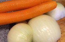 Рецепт: Жаренные кабачки — по-домашнему