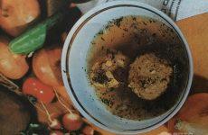 Рецепт: Шорба из баранины — С мясом говядины или баранины