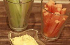 Рецепт: Домашний майонез — на растительном масле