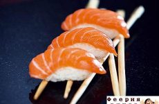 Доказано: суши — прекрасное лекарство от стресса!
