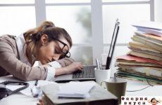 Шесть продуктов, приводящих к недосыпанию
