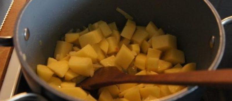 Рецепт: Медвежий чесночный суп — По-домашнему