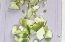 Рецепт: Яблочный Штрудель из лаваша — За 20 минут