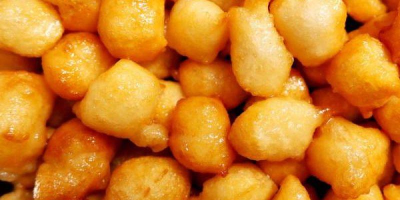 Пончики из муки и кефира жареные в масле, рецепт с фото и видео