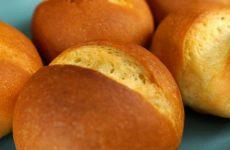 Французские булочки со сливочным маслом